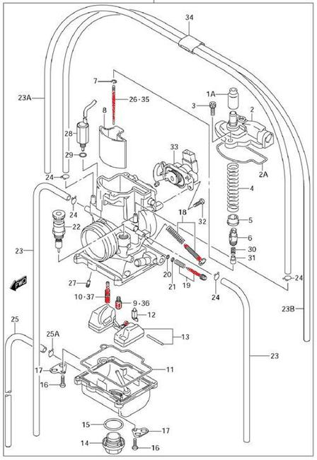 hyosung 250 wiring diagram